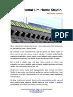 eBook Como Montar Um Home Studio Por Danilo Gustavo