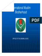 Palestine Committee and the Global Muslim Brotherhood