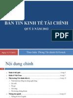 Ban Tin Kinh Te Tai Chinh Quy 2 - 2012