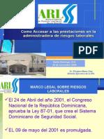 Como Accesar Prestaciones en ARL - Dr.elisaben Matos
