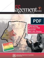 Fire Management Today Volume 64 • No. 1 • Winter 2004