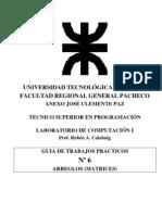 LAB1 TP06 Matrices 2009