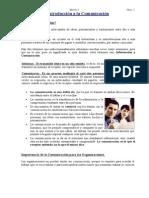 Comunicacion Efectiva LYC LECTURA