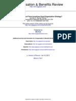 Compensation & Benefits Review 2012 Wynter Palmer 254 65