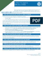 Factsheet CHLD