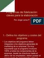 Programas de fidelización2