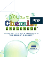 You Be the Chemist - The Core of Chemistry