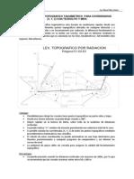 Clase-Lev Topografico Por Coodenadas Con TEO y ET