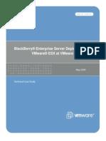 VMware RIM Case Study