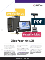 PASSPORT POINT OF SALE (POS) SYSTEM