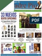 Amigos de Padre Pio - Noviembre 2013