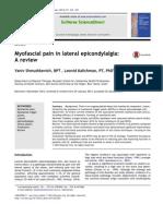 Dolor Miofascial y Epicondilalgia