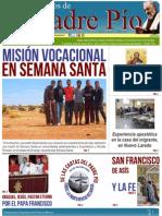 Amigos de Padre Pio - Abril 2013