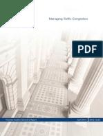 Managing Traffic Congestion