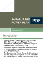 Jaitapur nuclear power plant