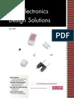 Fairchild Semiconductors Design Solutions 0701