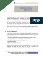 Rtsp Bab 3 Kondisi Fisik Wilayah