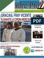 Amigos de Padre Pio - Agosto 2013