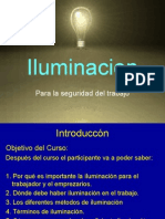 4) Requisitos de Iluminación