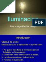 4) Requisitos de Iluminación