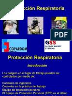 5) Proteccion Respiratoria
