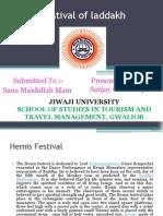 Presentation1.Pptx on Hemis Festival