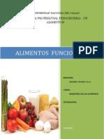 ALIMENTOS FUNCIONALES (MONOGRAFIA)