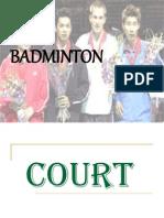 Dh Gabung Badminton