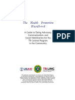The Health Promotion Handbook
