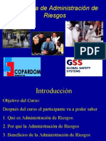 7) Programa de Administracion de Riesgos