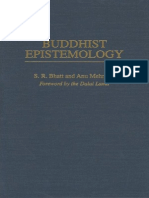 S. R. Bhatt, Anu Mehrotra, The Dalai Lama Buddhist Epistemology