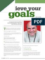 Achieve Your Goals With Joe Vitale