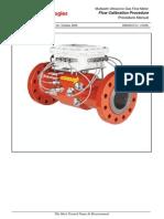 Flow Calibration Procedure MPU Series B