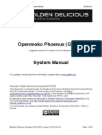 GTA04A4-4 System Manual Complete