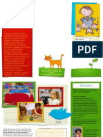 classroom management brochure