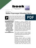 Iktibar Peperangan Khandaq-Ahzab