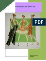patronaje de ropa de mujer