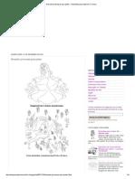 Desenho Princesas Para Pintar - Desenhos Para Imprimir e Colorir