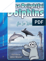 Those Delightful Dolphins by Jan Lee Wicker