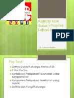 Aplikasi KDK