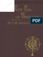Hinton - A New Era of Thought