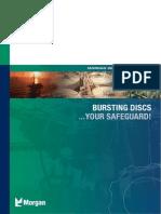 Bursting Disks Flyer