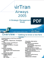 AirTran Airways Presentation