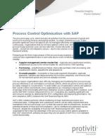UK Control Optimization With SAP ProtivitiUKsecured
