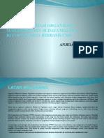 Sistem Informasi Mahasiswa Dan Budaya Maluku Di Yogyakarta