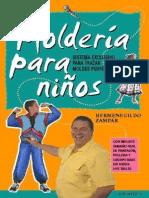 MOLDERIA PARA NIÑOS. HEMEREGILDO ZAMPAR.
