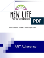 Adherence Counselling
