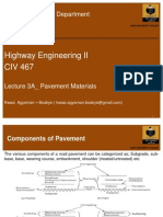 3A Pavement Materials