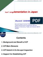 ICP in Japan
