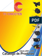 TC CHICOTES Catalogo de Produtos